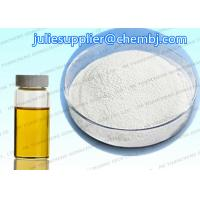 Oral Stanolone DHT Steroid Hormones Powder , CAS 521-18-6 Raw Steroid Powders Bodybuilding