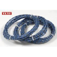 China Easy manipulation Diamond wire cutting rope for Marble Block Squaring wholesale