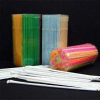 China Transparent Drinking Straws wholesale
