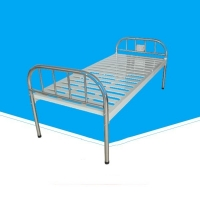 China 2130 * 960 * 500mm Hospital Folding Bed , Height Adjustable Bed For Patients  on sale