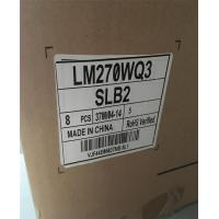 China 2560*1440 2K Computer Flat Panel Lcd Display LM270WQ3-SLB2 SLA1 For Apple A1419 wholesale