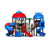 China High Security Kids Outdoor Playground Equipment For Kindergarten King Kong Style wholesale