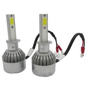 China Waterproof car led lights H1 led car headlight wholesale