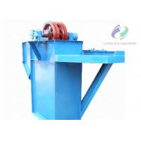 China THG Type High Strength Cement Bucket Elevator With Adjustable Speed Motor wholesale