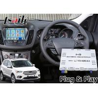 China  Escape / Fusion Android 6.0 Auto Interface Navigation for SYNC 3 System Built-in WIFI BT Mirrorlink GPS on sale