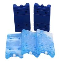 Buy cheap Food Cooling Non-toxic PCM Cooling Elements Reusable HDPE Plastic Cold Ice Pack from wholesalers