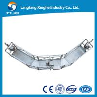China ZLP 800 with special suspended working platform / L style cradle /angel working platfrom wholesale