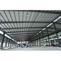 China Prefabricated Steel Building Space Stadium Framework Q235B , Q345B Grade wholesale