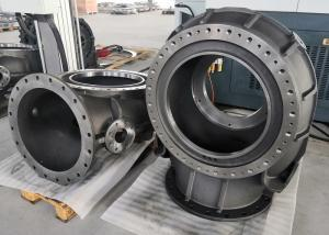 China Water Pump Shell Machining Ductile Iron wholesale