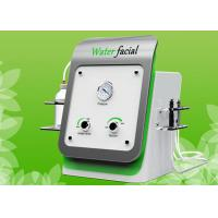 China 2 In 1 Water Acne Removal Microdermabrasion Equipment For Skin Rejuvenation wholesale