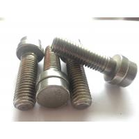 China UNS S31803 S32205 Duplex Stainless Steel Fasteners DIN1.4462 2205 Bolt Nut Stud Washer Thread Rod wholesale