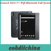 China Launch X431 V+ Wifi Bluetooth Full System car Scanner Global Version wholesale