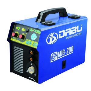 China 220V 200Amp IBGT MIG Welder Portable MIG Welding Machine For Sale on sale
