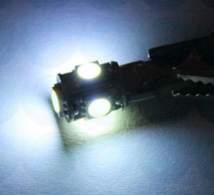 China SMD:T10 LED/5050 5 SMD canbus wholesale