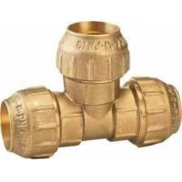 Brass Compression Fitting (F07-303)