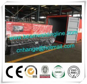 China 3200 Hydraulic Shearing Machine For Carbon Steel , Swing Shearing Machine QC12Y wholesale