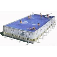 China Giant Commercial Inflatable Swimming Pools / Water Pool Games Customized Color and Size wholesale