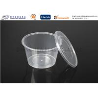 China Large Round clear plastic food containers Home Kitchen Injection Moulding Die Design on sale
