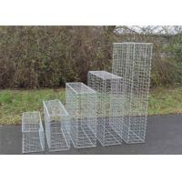 China Welded Gabion Mesh For River Banks Protecting With Strong Fencing And Flexibility wholesale