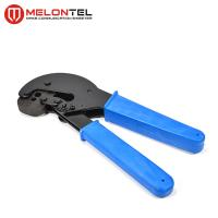 Wire Connector Crimping Tool Carbon Steel Metal MT 8307 For Wire Connector