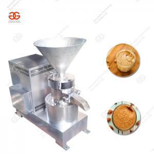 China GG-JMS-80 2-50um Fineness Peanut Butter Grinding Machine Price In Guangzhou wholesale