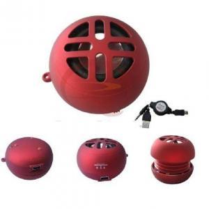 China MP3 Speaker, Hamburger Mini Speaker TD-09C wholesale