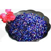 China Swiming Pool Decorative Color Glass Pebbles wholesale