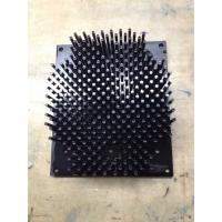China Highly Difficult 6063T5 Black Anodized Heatsink Cnc Machining Part With CNC Machining Drilling And Milling wholesale