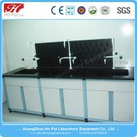 Buy cheap Commercial Furniture General Use Iron Metal Type laboratory chemical island from wholesalers