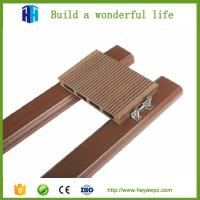 China HEYA composite removable panel fence wpc material suppliers China on sale
