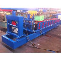 China Automatic Metal Roof Ridge Cap Roll Forming Machine wholesale
