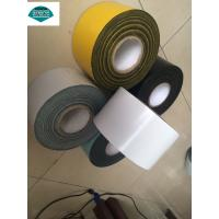 China Buried Steel Pipeline Rust Protection Coating Tape for Steel Pipes Coating Materials wholesale