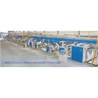 China High Speed Layer Corrugated Paper Board Pre Press Equipment Production Line wholesale