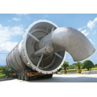 China ASME U Stamp Stainless Steel Pressure Vessel  Second Reactor EB/BS PLANT wholesale