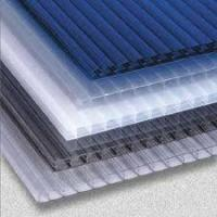 China polycarbonate twin-wall sheet on sale