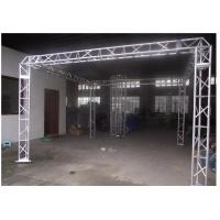 China Ball Joint Aluminum Triangle Stage Truss Rigging Anti - Rust For Trade Shows wholesale