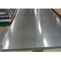 China Small Thin 4x8 316L 304L 304 Stainless Steel Sheet , Mirror Polished Stainless Steel Sheet wholesale