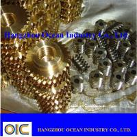 High Precision Transmission Spare Parts Spider Gear Shaft / Miter Gear Manufactures