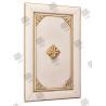 China UK Internal Primer Hdf Wooden Moulded Doors Hollow Core No Shrink No Split wholesale