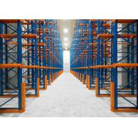 China Drive in racking system for warehouse wholesale