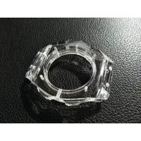 China Transparent Watch Case Sapphire Cover Glass Wear Resistance Polished Surface wholesale
