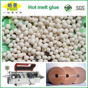 China EVA Based Hot Melt Edge Banding Glue Granule For Furniture Edge Banding on sale