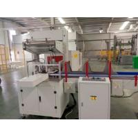 Quality Heat Thermal Shrink PE Film Wrapping Machine for Palm Olive Cooking Soybean for sale
