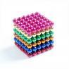 China Kellin Neodymium Magnetic Balls Colorful 5mm Magnetic Balls 216 pcs Neocube for Imagination wholesale