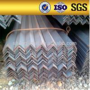 China 100x100x10mm Galvanized steel angle bars on sale