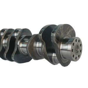 China OEM 3418898 Diesel Engine Spare Parts Forged Steel Crankshaft wholesale