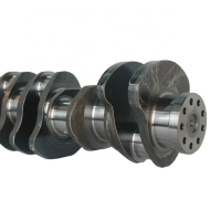 Buy cheap OEM 3418898 Diesel Engine Spare Parts Forged Steel Crankshaft from wholesalers