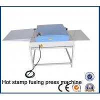 China Multifunctional adhesive foaming hot stamp fusing press machine /Bonded pearl diamond fusing machine for wholesale 22A on sale