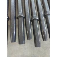 China Hardened Tapered Drill Rod With Shank 22 X 108mm 610mm - 8000mm Length wholesale