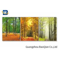 China Customized Traditional Scenery 3d Flip Art Photo with Waterfall For Wall Decoration wholesale